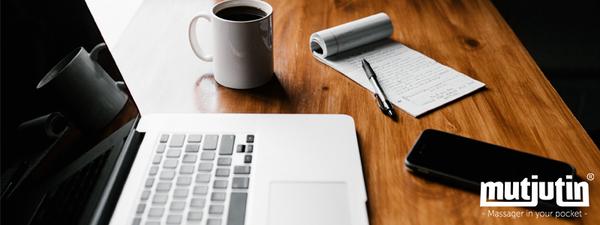 Har du börjat arbeta hemifrån? Kom ihåg ergonomin i hemmet.