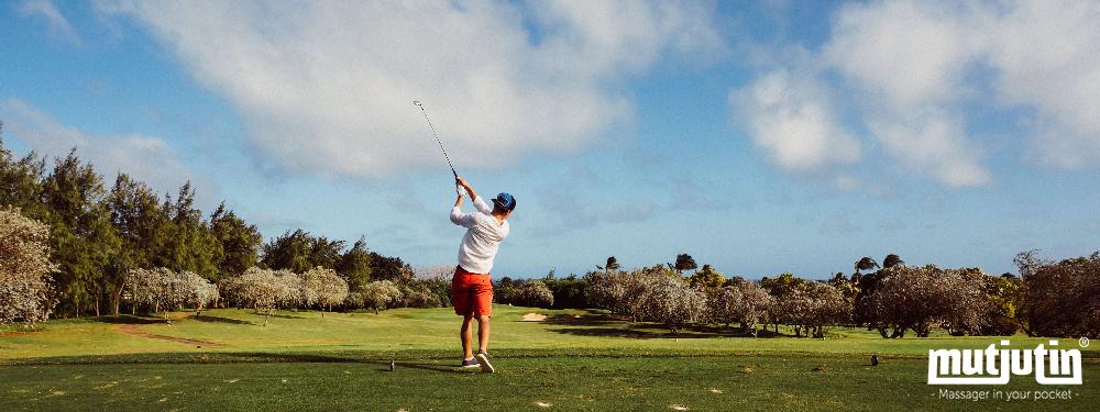 Golfarin kyynärpääkipu – kuinka pidät sen poissa